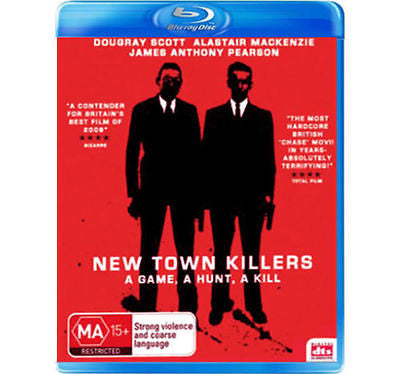 NEW TOWN KILLERS * Priced to Clear *