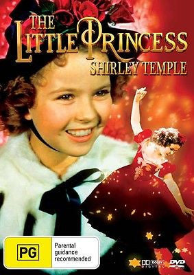 The Little Princess - Starring Shirley Temple!