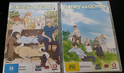 Honey and Clover: Collection 1 & 2 *English Subtitles*