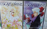 The Vision of Escaflowne - Volumes 2, 3, 4, 6 & 7