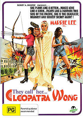 They call her… Cleopatra Wong (1978)  * Monster Pictures *