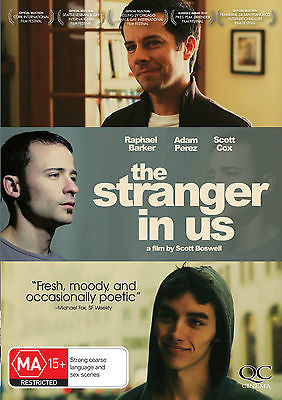 The Stranger In Us (DVD, 2011) + Extra Features * Queer Cinema *