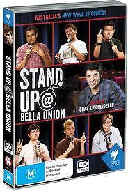 Stand up @ Bella Union - Nazeem Hussein DVD NEW