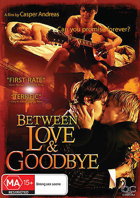 Between Love & Goodbye (DVD, 2010) + Extra Features * Queer Cinema *