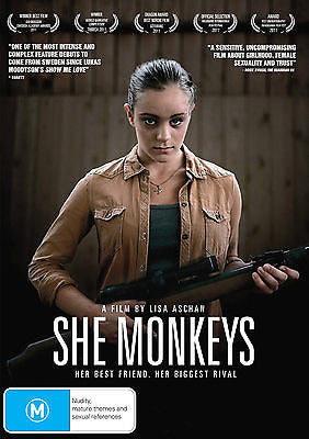 She Monkeys (DVD, 2012) * Queer Cinema *