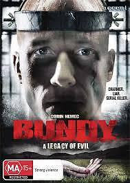 BUNDY A LEGACY OF EVIL DVD