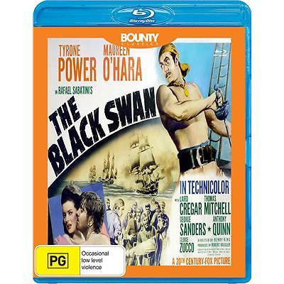 The Black Swan (Blu-ray, 2014)