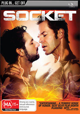 Socket (DVD, 2011) * Gay Sci-Fi * Queer Cinema *