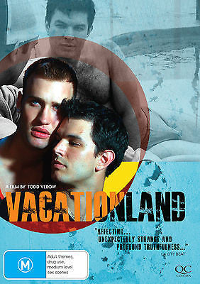 Vacationland (DVD, 2010) + Extras * Todd Verows * Queer Cinema *