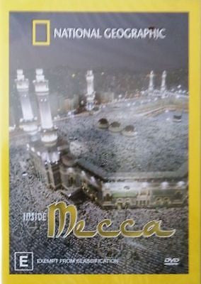 National Geographic - Inside Mecca (DVD, 2005)