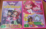 Strawberry Shortcake Saving Pack 4! Summer Time, Team for Two and More!!