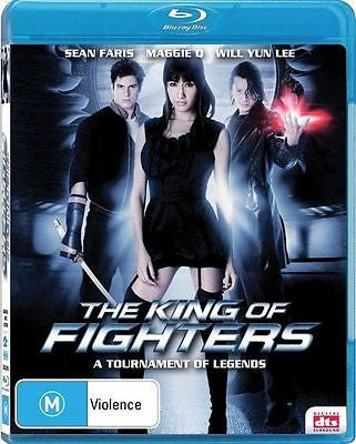 The King of Fighters (2010) * Maggie Q * Sean Faris * * Priced to Clear *