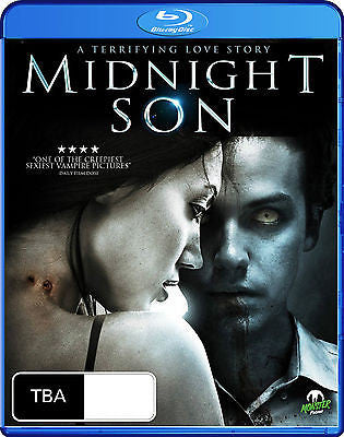 Midnight Son (Blu-ray, 2013)  * Award Winner * Monster Pictures *