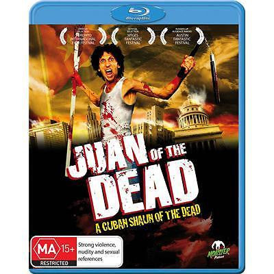 Juan Of The Dead (Blu-ray, 2014) * Monster Pictures * Zombies *