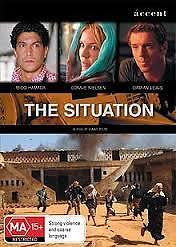 THE SITUATION DVD NEW AND SEALED