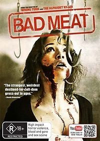 Bad Meat (DVD, 2012) LIKE NEW REGION 4