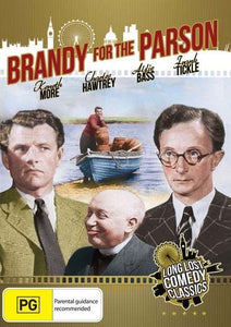 BRANDY FOR THE PARSON DVD NEW AND SEALED