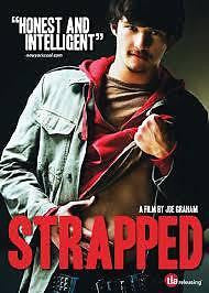 STRAPPED DVD NEW AND SEALED