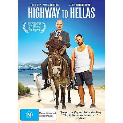 HIGHWAY TO HELLAS DVD BRAND NEW AND SEALED