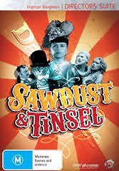 SAWDUST & TINSEL DVD Ingmar Bergman 1953 BRAND NEW! Madman Director's Suite