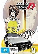 Initial D : Collection 3 (DVD, 2007, 4-Disc Set) BRAND NEW REGION 4