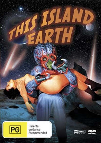 This Island Earth - Starring Jeff Morrow, Faith Domergue, Rex Reason and more