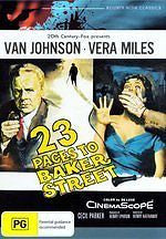 23 Paces To Baker Street (DVD, 2011) * Starring Van Johnson & Vera Miles *