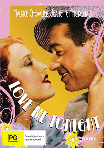 Love Me Tonight (1932) * Classic Romantic Comedy *