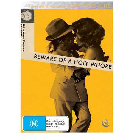 BEWARE OF A HOLLY WHORE DVD REGION 4 BRAND NEW