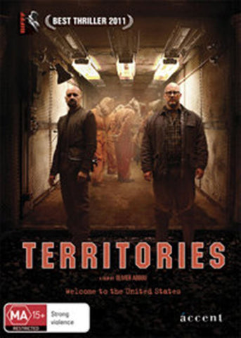 Territories (DVD, 2011) *Accent Films* *Best Thriller 2011*