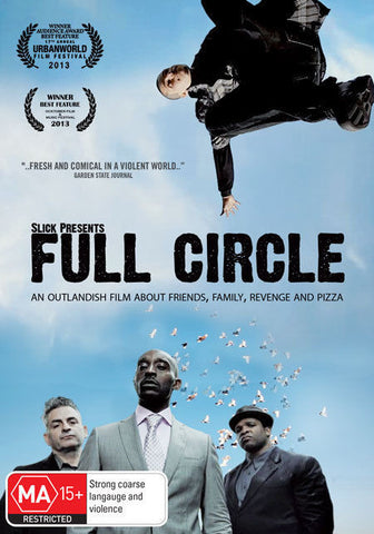 Full Circle (DVD, 2014) * Award Winner *