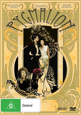 Pygmalion (1938) *Remade into My Fair Lady * Nominated Oscar / Best Picture *