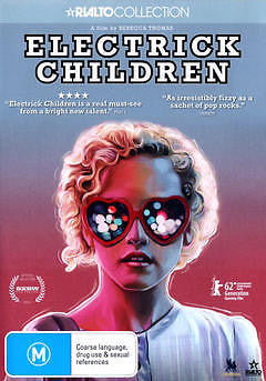 Electrick Children * Julia Garner *  (DVD, 2013) BRAND NEW REGION 4