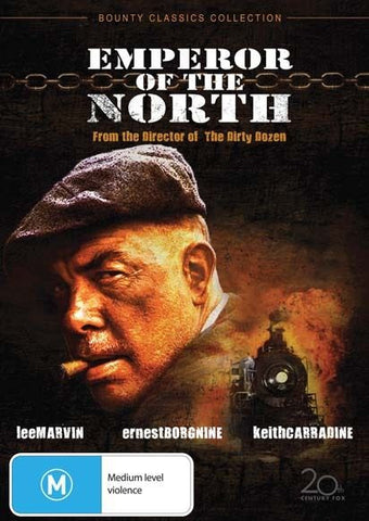 Emperor Of The North * Lee Marvin*  (DVD, 2010) BRAND NEW REGION 4