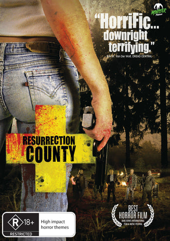 Resurrection County (2008) * Award Winner * Monster Pictures *