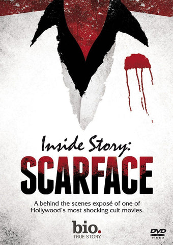 Inside Story: Scarface [DVD] ALL REGIONS BRAND NEW