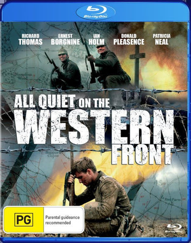 All Quiet On The Western Front (Blu-ray, 2010) BRAND NEW REGION B