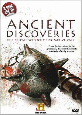 Ancient Discoveries: The Brutal Science of Primitive War ( 3 Disc Set ) REGION 2