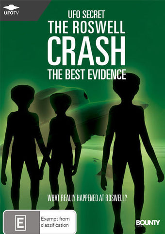 UFO Secret: The Roswell Crash - The Best Evidence * Special Edition *
