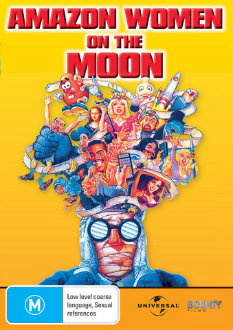 Amazon Women on the Moon (1987) * Joe Dante, John Landis *