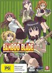 Bamboo Blade : Collection 2 :Eps 14-26 (DVD, 2010,2-Disc Set) BRAND NEW REGION 4
