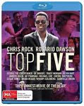 Top Five * Chris Rock *  (Blu-ray, 2015)  BRAND NEW REGION B