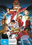 Streetfighter 2 V - Complete Series (DVD, 2006, 4-Disc Set) Brand New Region 4