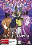 Blast Of Tempest : Collection 1 : Eps 1-12 (DVD, 2014, 2-Disc Set) LIKE NEW REG4