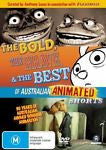 The Bold Brave And The Best Of Australian Animated Shorts (DVD, 2008) BRAND NEW