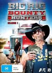 Big Rig Bounty Hunters : Season 1 (DVD, 2014, 2-Disc Set)