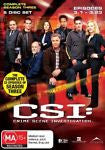 CSI: Crime Scene Investigation : Series 3 (DVD, 2006, 6-Disc Set) LIKE NEW