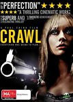Crawl (DVD, 2013) + Extra Features * Monster Pictures *