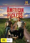 American Pickers : Season 3  **Extras: Bonus Episodes and More!**