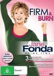 Jane Fonda Prime Time - Firm & Burn (DVD, 2014) BRAND NEW REGION 4